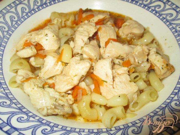 Рецепт Подлива с курицей