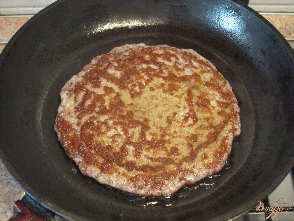 Фото приготовление рецепта: Торт из печенки шаг №5