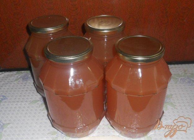 фото рецепта: Яблочный сок из соковарки