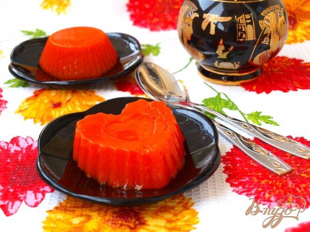 Рецепт Морковное желе