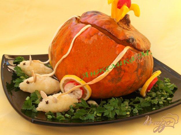 фото рецепта: Фаршированная тыква