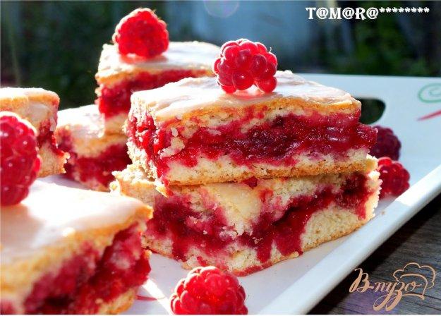 фото рецепта: Печенье с малиной