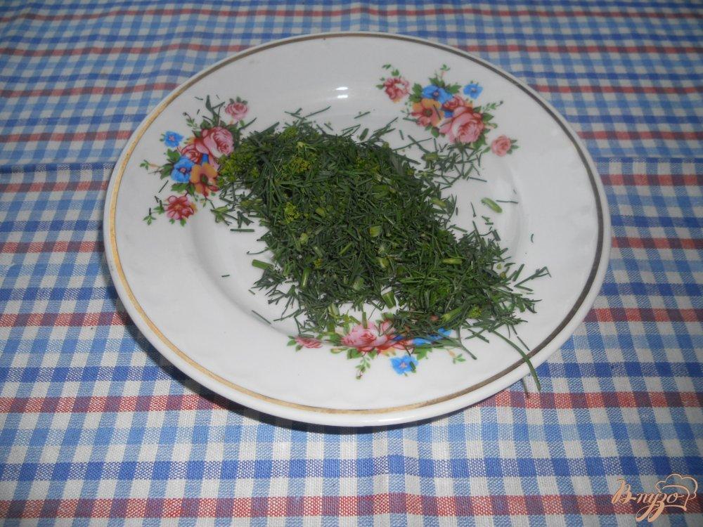 Фото приготовление рецепта: Наполеон закусочный шаг №2