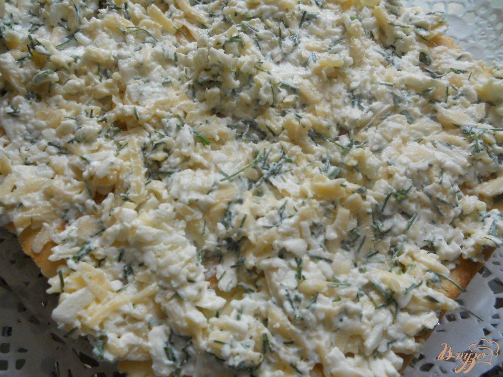 Фото приготовление рецепта: Наполеон закусочный шаг №8