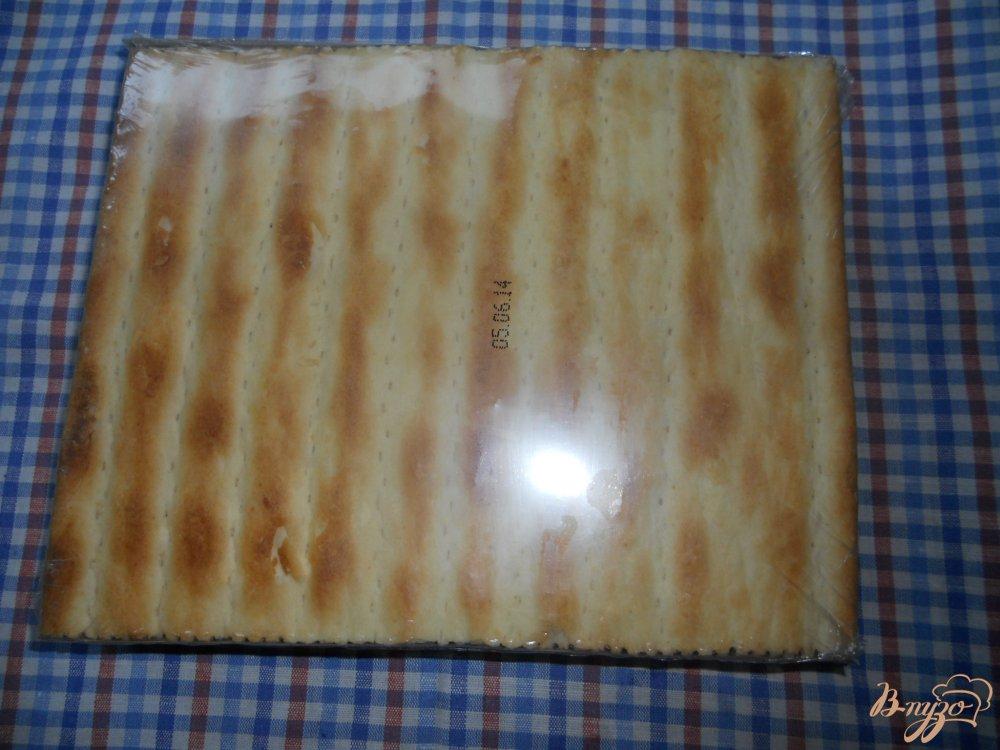 Фото приготовление рецепта: Наполеон закусочный шаг №4