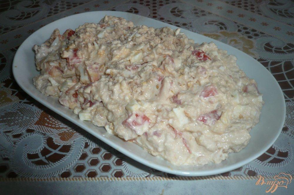 Блюда с икрой трески рецепт