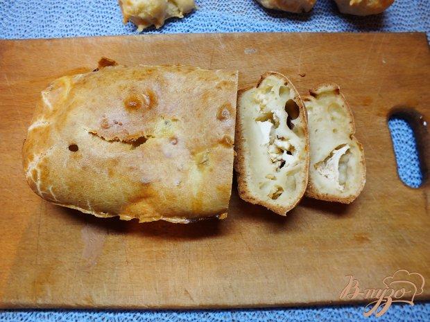 Хлеб творожный