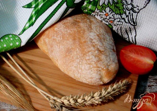 Хлеб на йогурте (без замеса)