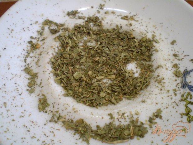 Жаренный лещ в ароматных травах