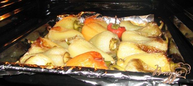 Перец печенный по-приморски