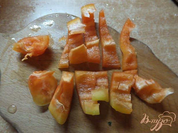 Салат с огурцом и тимьяном