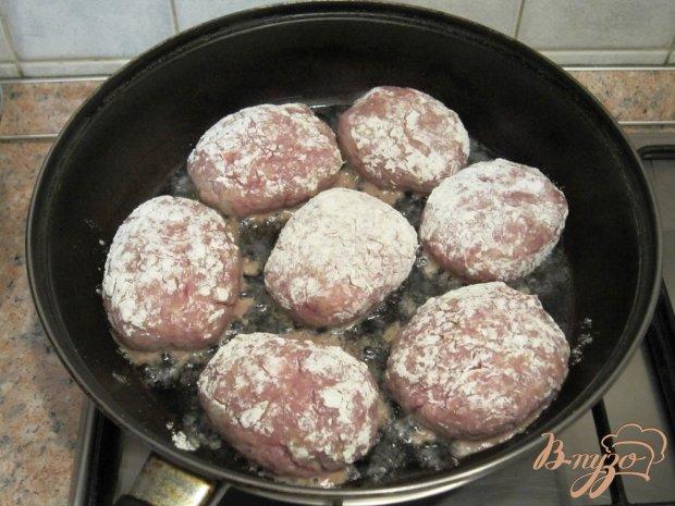 Мясные котлеты с добавлением кабачков