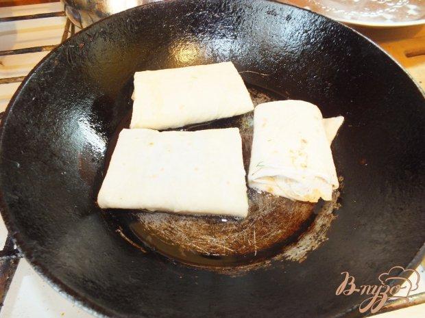 Острые закусочные лаваши