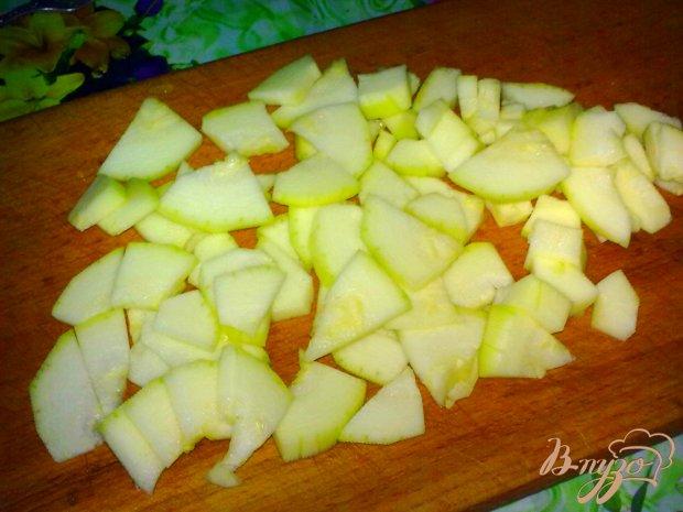 Салат из кабачка и огурца