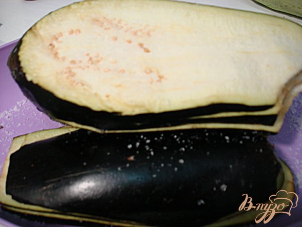 Греческая мусака из баклажанов,кабачков и фарша