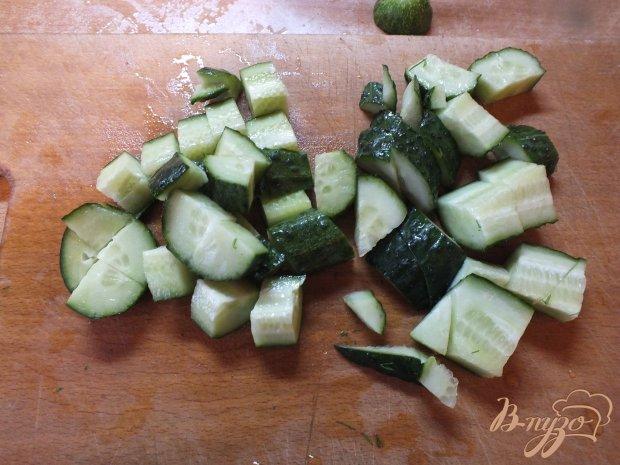 Салат с лаймово-медовой заправкой
