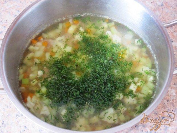 Суп-пюре с говядиной