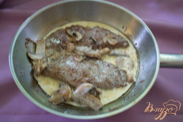 Говяжий люля-кебаб с моцареллой