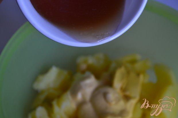 Эльзасский картофельный салат