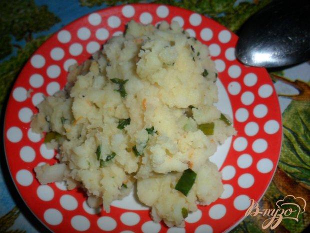 Картофельное пюре по-деревенски
