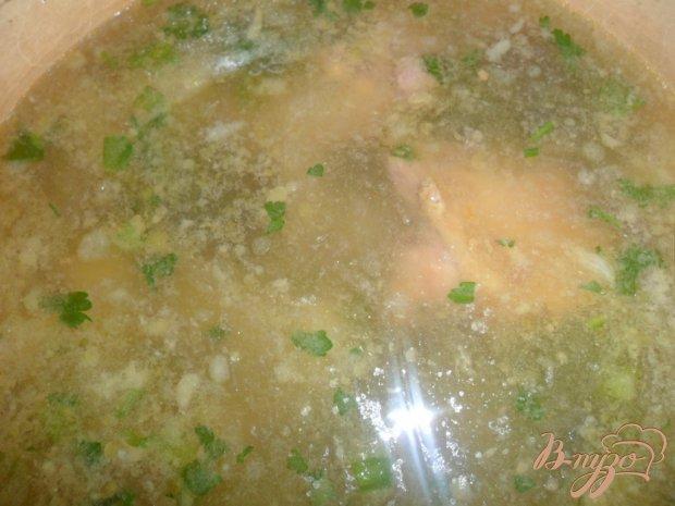 Легкий куриный суп с гречкой