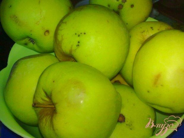 Яблочное варенье с лимоном и имбирем