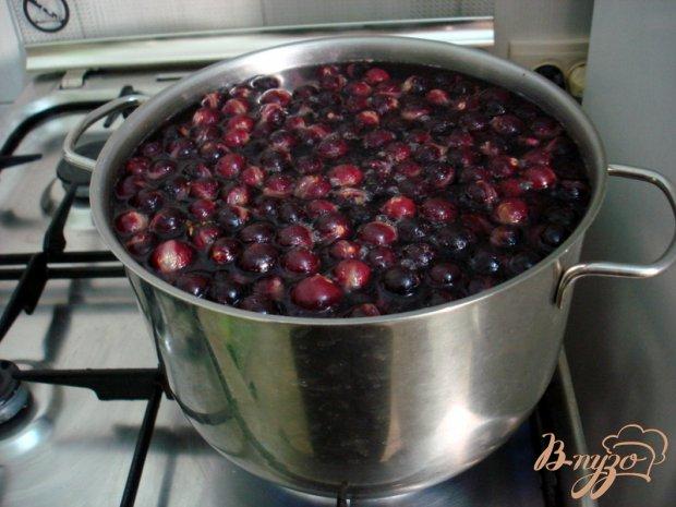 Компот из винограда изабелла рецепт с фото