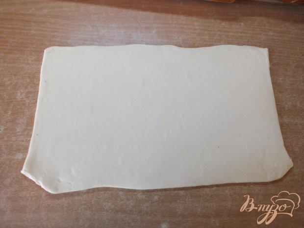 Тарталетки из слоено-дрожжевого теста