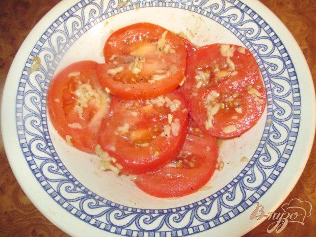 Острая закуска с помидорами