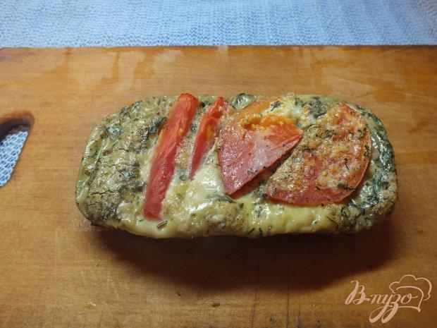 Фритата с помидорами