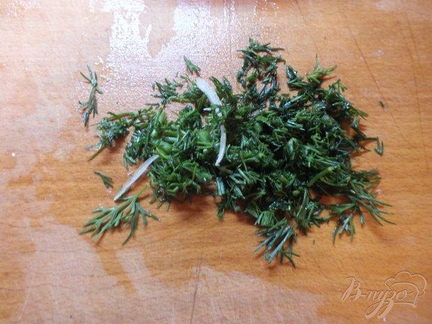Деревенский салат из помидор с творогом