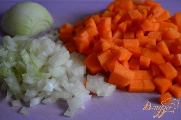 Рис с тыквой и миндалем