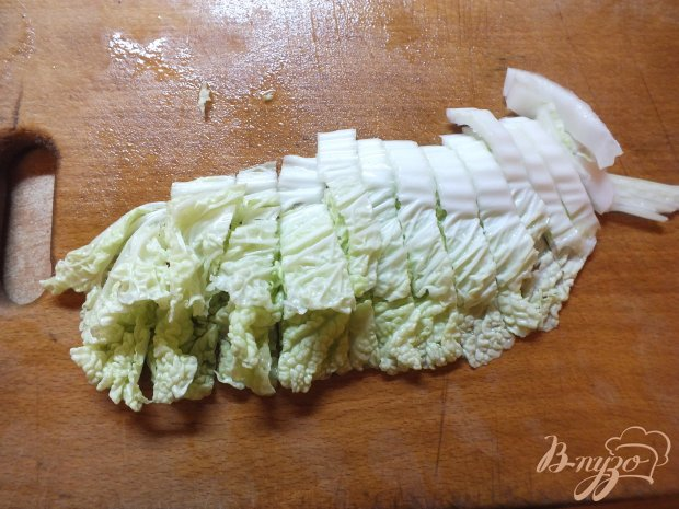 Салат летний грибной