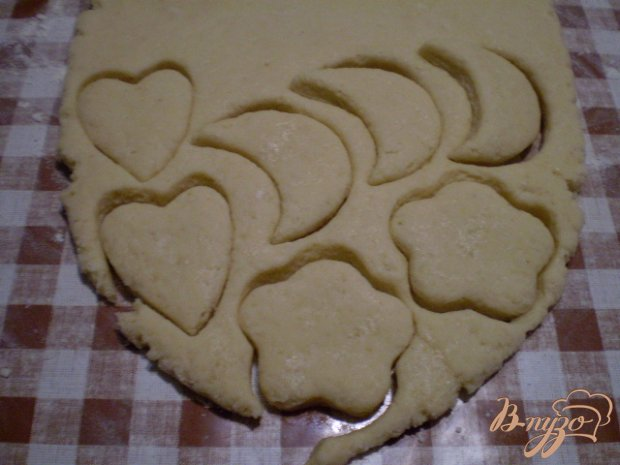 Кефирное печенье с корицей