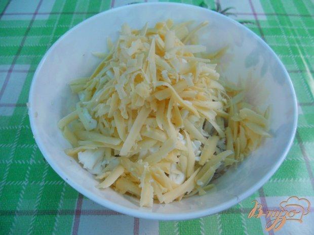 Конверт из лаваша с курицей и сыром