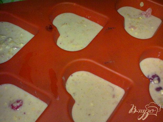 Кексы овсяные с вареньем