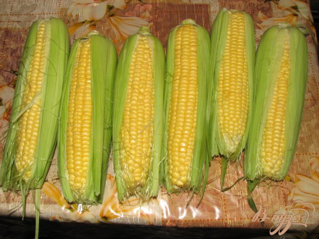 Вареная кукуруза по домашнему