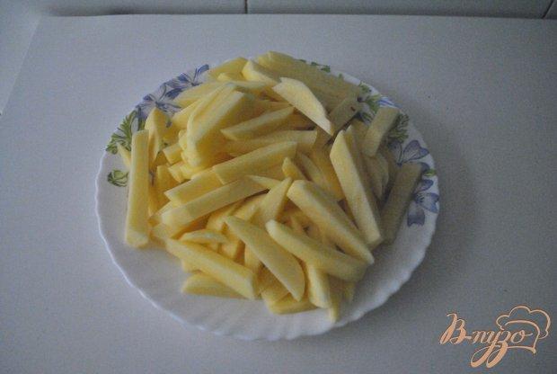 Картофель-фри для ленивых