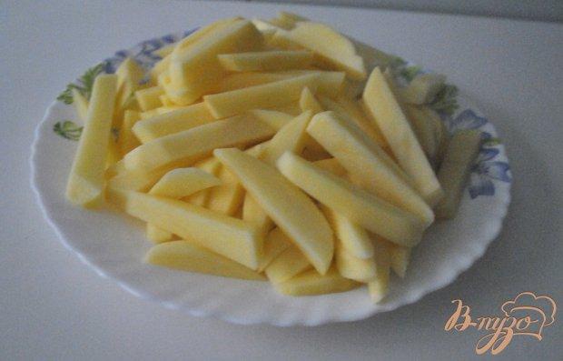 Самый хрустящий картофель-фри