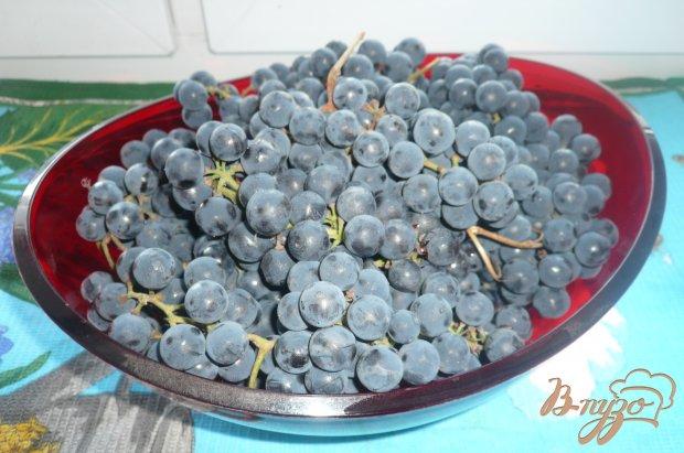 Варенье из винограда (практически пятиминутка)