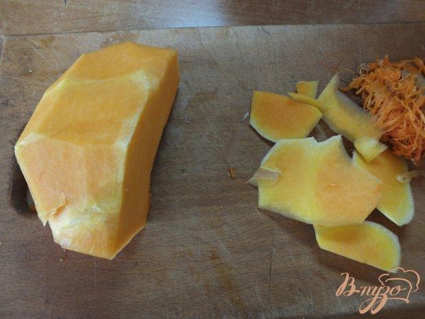 Тыквено-яблочный фрэш с корицей