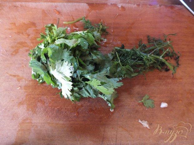 Салат в соковыжималке из помидора и болгарского перца