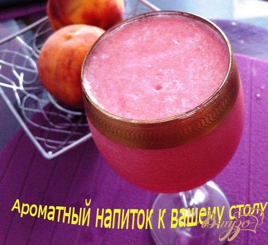 Рецепт Дынно-арбузный смузи