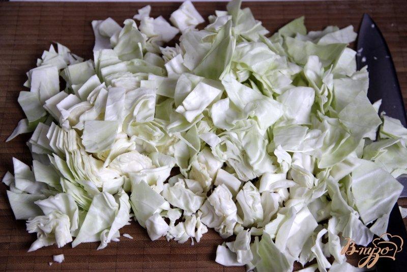 Фото приготовление рецепта: Капустное суфле-запеканка шаг №1