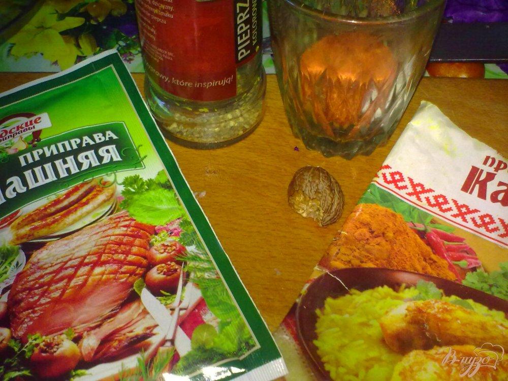 Фото приготовление рецепта: Свинина с грушей шаг №2
