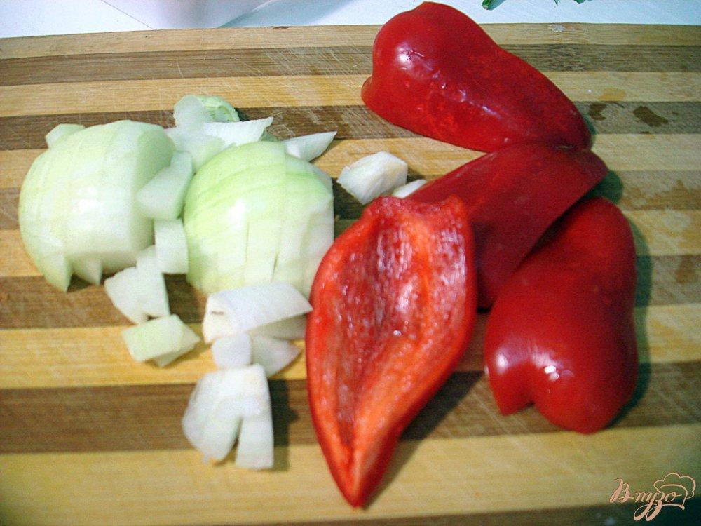 Фото приготовление рецепта: Овощной суп пюре с фрикадельками шаг №7