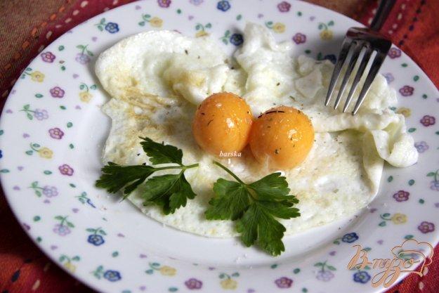 """Рецепт Яйца """"Циклоп"""""""