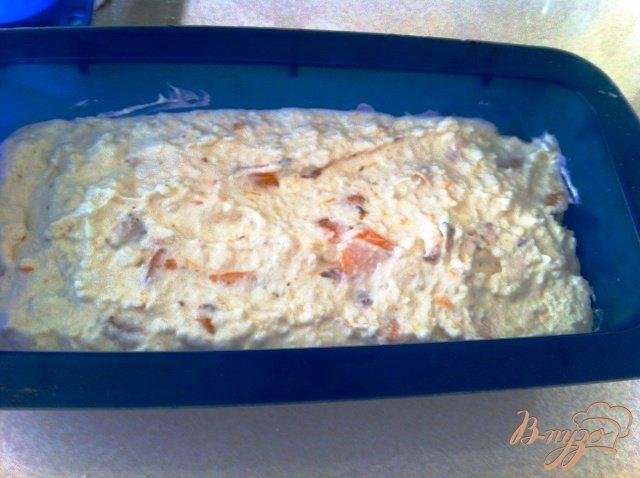 Фото приготовление рецепта: Бланманже творожный с персиками шаг №6