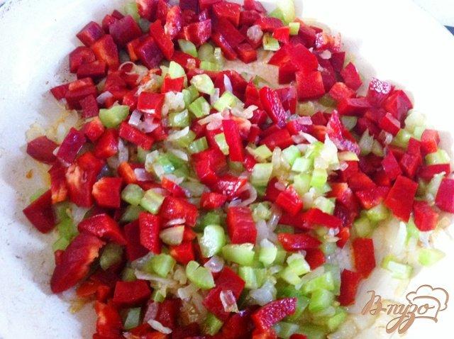 Фото приготовление рецепта: Капоната (Caponata) шаг №9