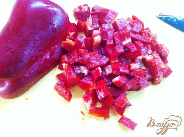 Фото приготовление рецепта: Капоната (Caponata) шаг №5
